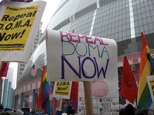 Repeal DOMA Now